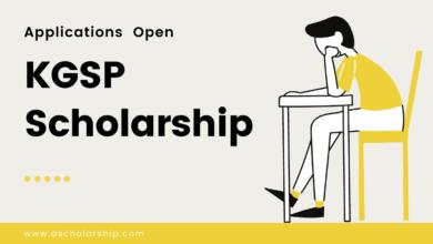 KGSP Scholarships 2022-2023 Submit an Application for Korean Government Scholarship Program 2022