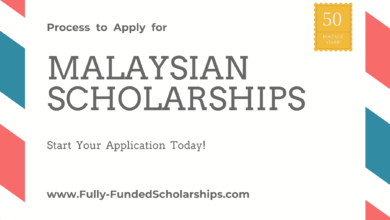 Malaysian Government Scholarships 2022-2023 Start an Online Application