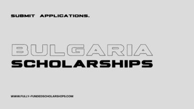 Bulgaria Scholarships 2022-2023 Study in Bulgaria for Free Without IELTS