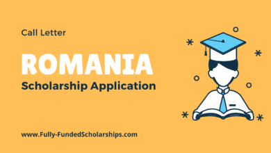 Romania Scholarships 2022-2023 Applications Submission Portal Open
