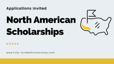 Scholarships in North America 2022-2023 Application Roundup 1