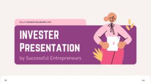 Secrets of Winning Presentation by Entrepreneurs to Get Funding for Startups