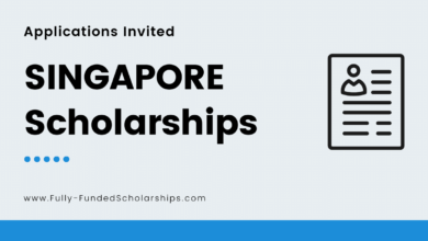 Singapore Scholarships 2022-2023 Apply to Win a Fully Funded Singaporean Financial Aid Program