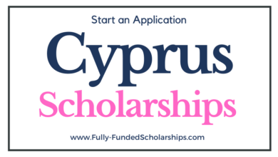 Cyprus Scholarships 2022-2023 open for applications