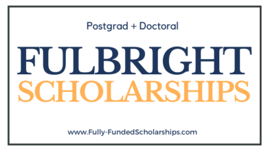 Fulbright Scholarships 2022-2023 Let America Sponsor Your Studies