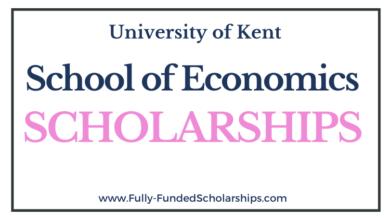 School of Economics Scholarships for MSc Development Economics 2022-2023 at University of Kent