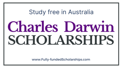 Charles Darwin University Scholarships 2022-2023 Submit an Application