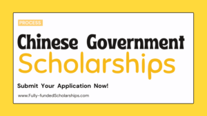 China Scholarships 2022-2023 Chinese CSC Scholarships 2022 Application Website