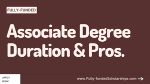Benefits and Duration of an Associate Degree (AD)